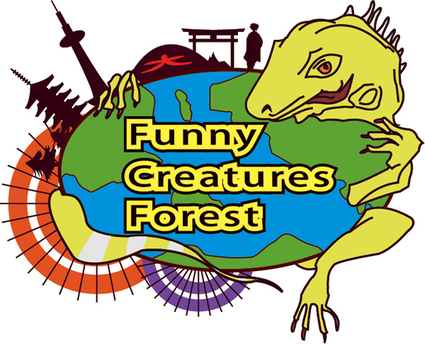 Funny Creatures Forest
